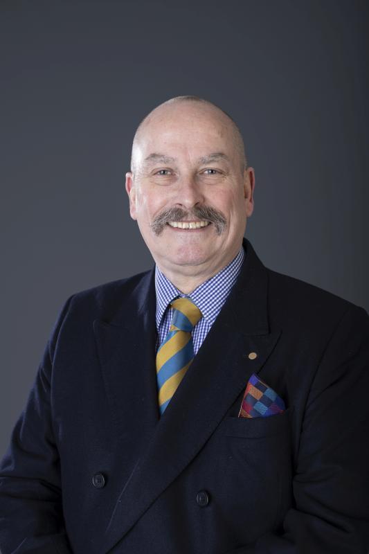 Prof Stephen O'Connor (IPEM)